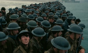 Dunkirk review – utterly immersive account of Allied retreat
