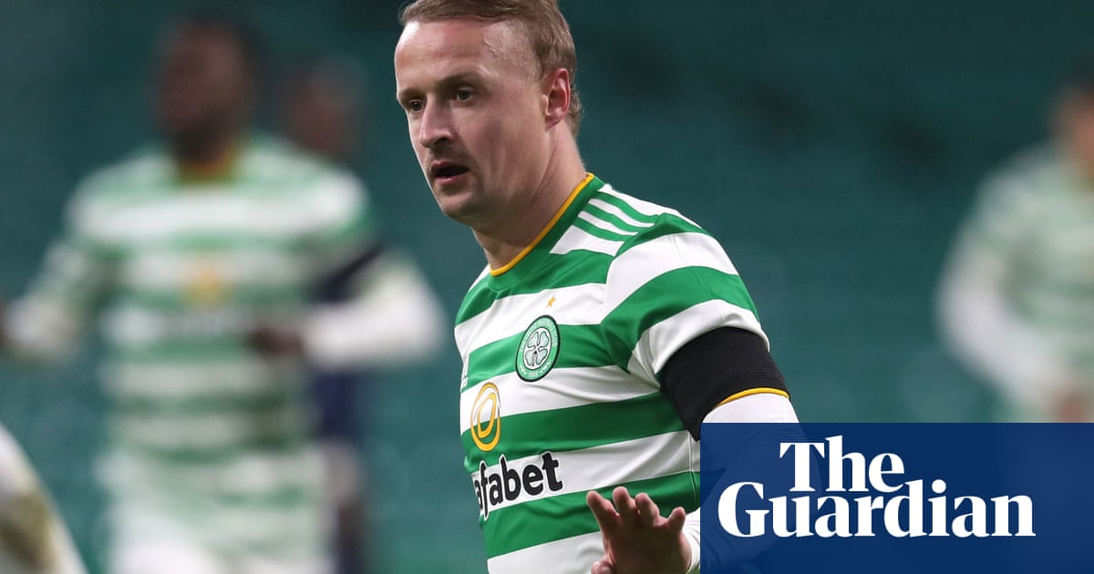 Leigh Griffiths sent home by Celtic amid police inquiry into social media content