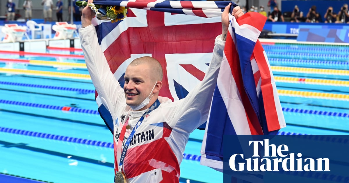 Three golds and two silvers for Team GB on 'Magic Monday' at Tokyo Olympics