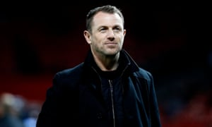 Gary Rowett has led Derby to second place in the Championship