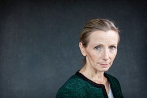 Anna Burns. Winner of the 2018 Man Booker Prize