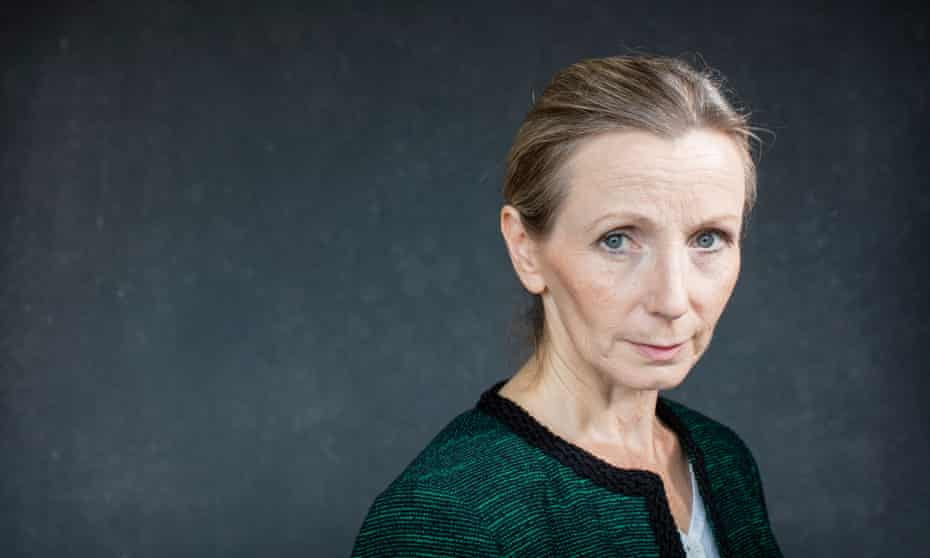 Anna Burns: 'It feels wonderful, it feels dreamlike.'