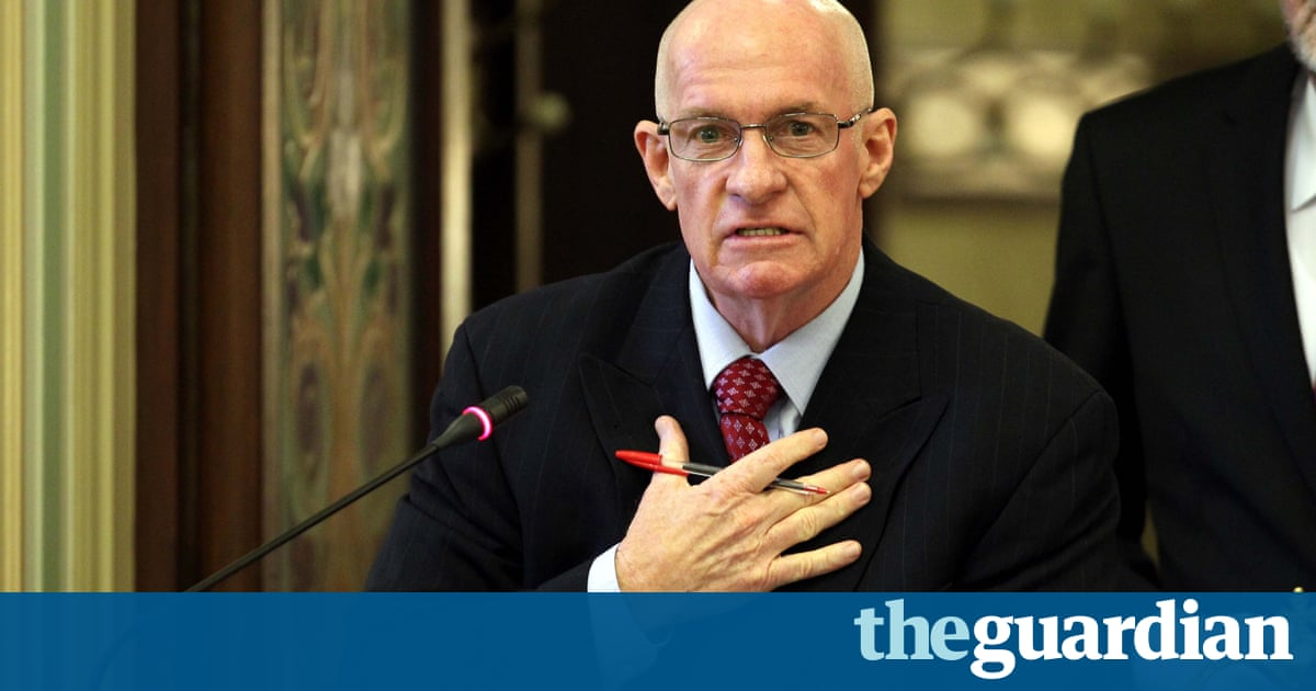 Former Queensland Labor minister ordered to pay back a quarter of his super