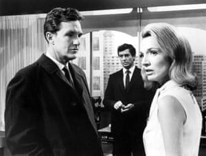 In the 1968 TV production of Laura with Robert Stack, and Farley Granger.