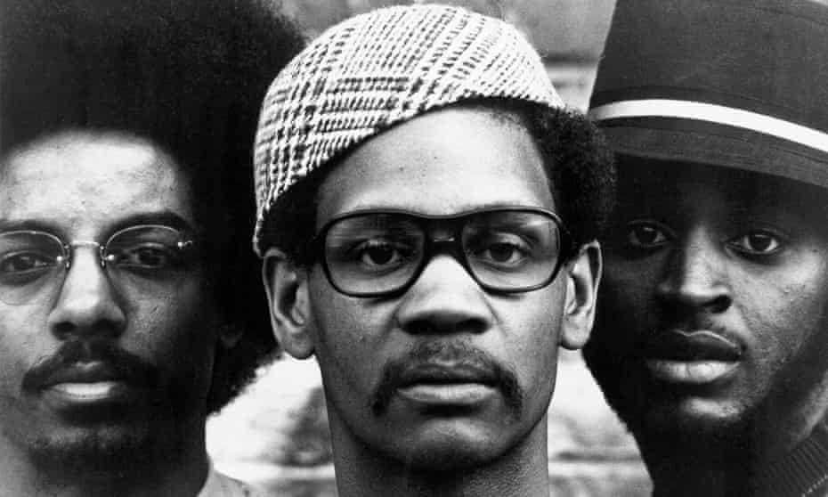 Jalal Mansur Nuriddin, Abiodun Oyewole and Umar Bin Hassan.