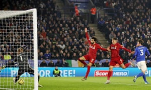 Leicester City 0 4 Liverpool Premier League As It Happened Football The Guardian