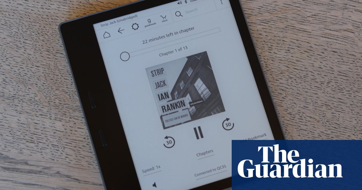 Which devices play Audible audiobooks but can't surf the web