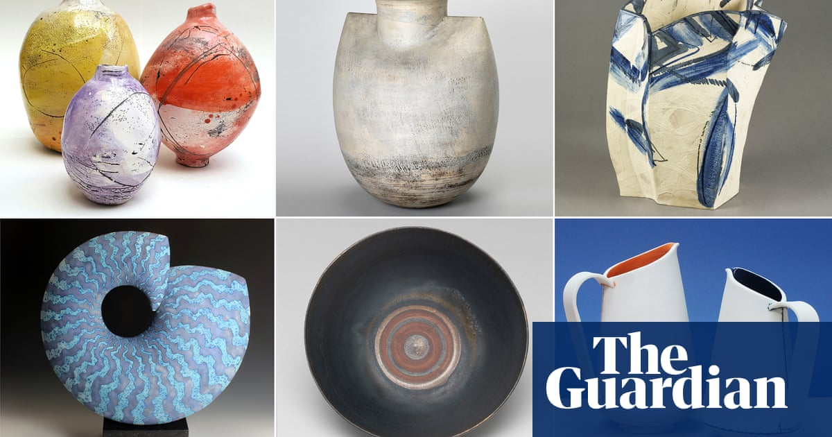 Top of the pots: the smashing rise of ceramics | Art and