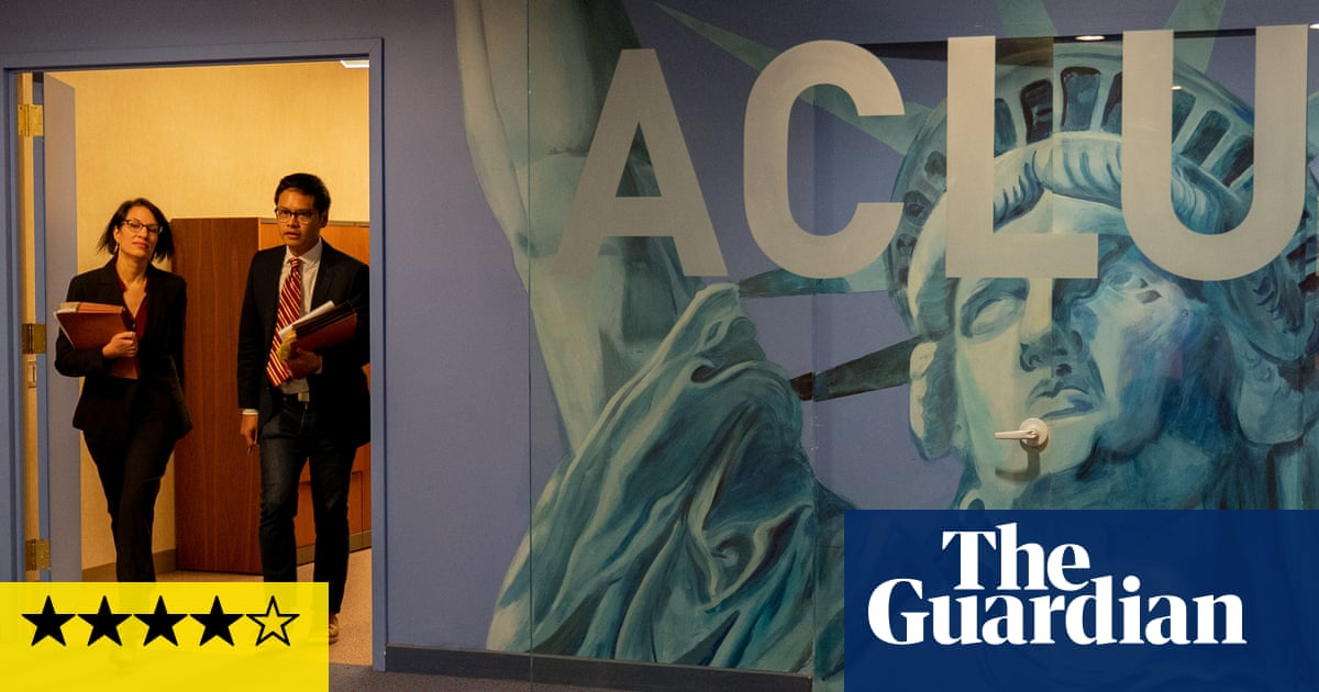 The Fight review – a walk-and-talk with the activists tackling Trump