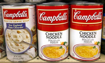 All of the 15 Campbell Soup cans tested contained BPA, while more than half of the Del Monte and General Mills cans tested positive for the chemical BPA. Some companies now say they will switch to BPA-free cans.