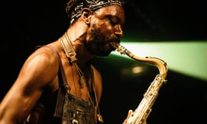 Saxophonist and composer Shabaka Hutchings
