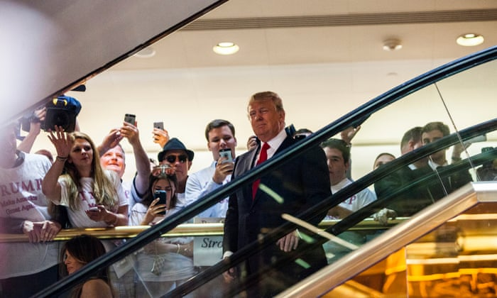 Donald Trump: the making of a narcissist | US news | The