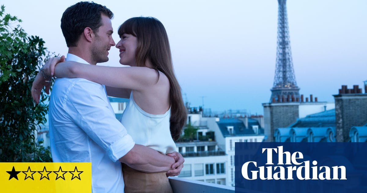 Fifty Shades Freed review – limp S&M threequel swaps Grey