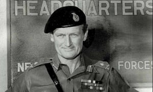 Corran Purdon in 1975. He was commissioned into the Royal Ulster Rifles in 1939, but keen for action he volunteered for the commandos when they were founded the following year.