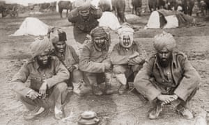 Indians in the trenches: voices of forgotten army are