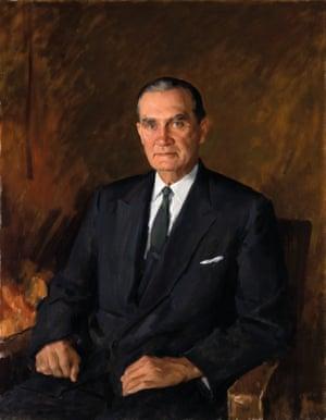 The Rt Hon. Sir John McEwen GCMG CH, 1969.William Dargie (1912–2003)