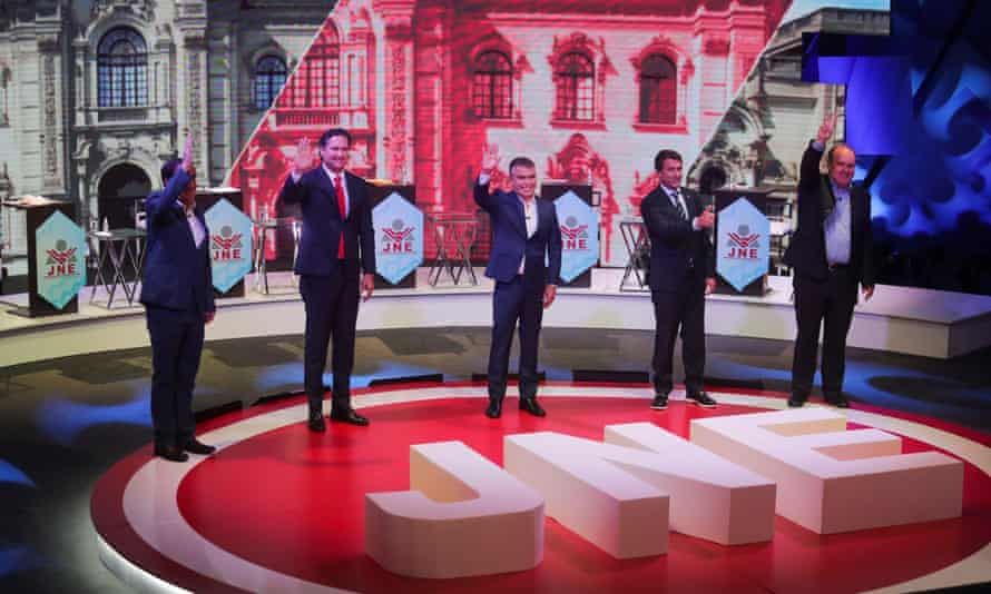 'People don't want any of them': Peru election sees unpredictable contest 3500