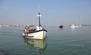 Bawdsey ferry.