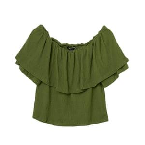 Green, £20, monki.com.