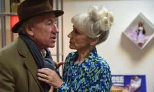 The Rebel – Simon Callow and Anita Dobson.