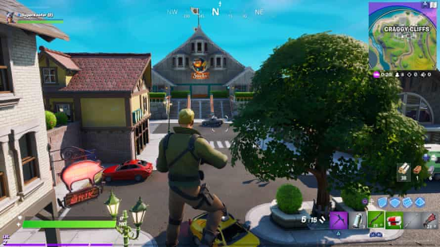 How To Skip Fortnite Intro Season 6 Fortnite Chapter 2 Is Live With New Map Weapons And More Fortnite The Guardian