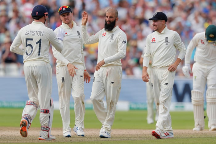 England chasing 398 to beat Australia in first Ashes Test