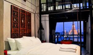 """""""Inn A Day"""" room, Bangkok, Thailand"""
