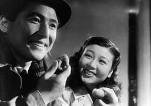 One Wonderful Sunday Year, 1947 by Akira Kurosawa.