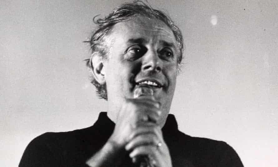 Dario Fo in the 1970s.