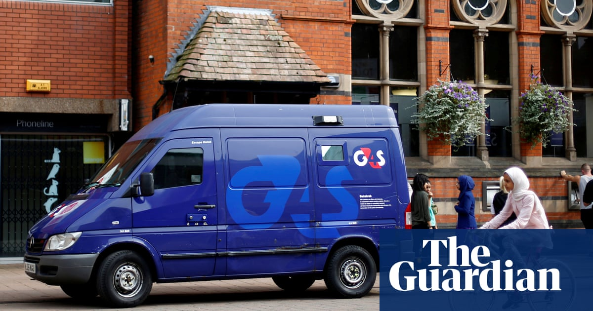G4S receives £3bn hostile takeover bid from Canadian rival  image