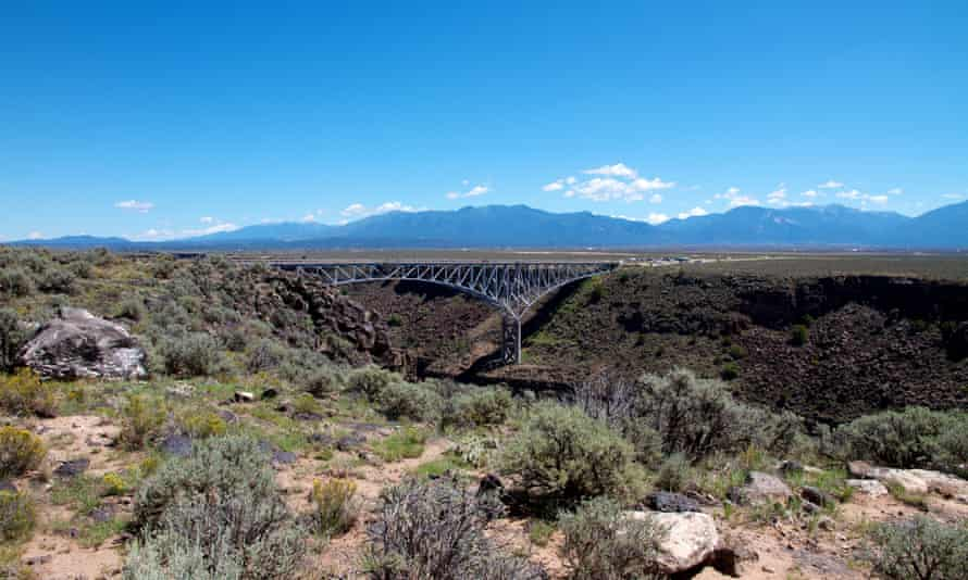The Rio Grande national monument was set up in 2013 under the provisions of the 1906 Antiquities Act.