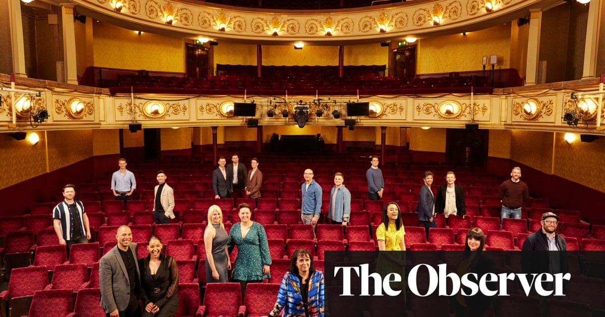Theatre newcomers get their chance to shine as London's West End reopens