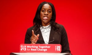 Labour's shadow minister for international development, Kate Osamor, said Britain needed to be 'a bit more honest about who it was leaving behind'.