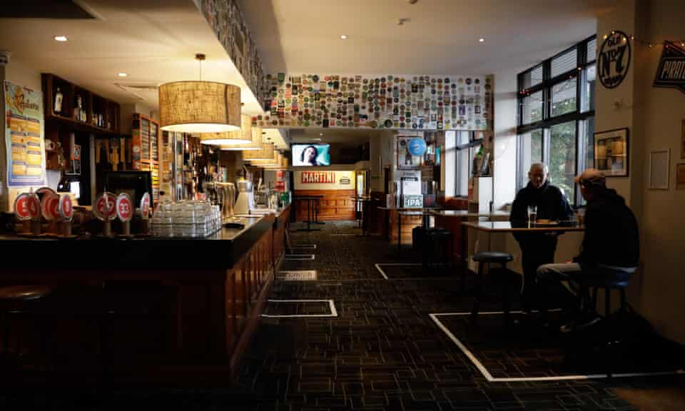 Pubs will face significant legal and logistical issues about how they will manage their new anti-Covid obligations under the 'roadmap to freedom' unveiled by the Berejiklian government on Thursday.