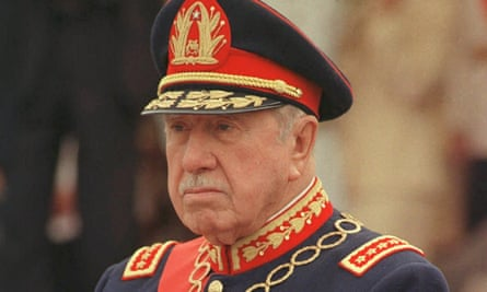 General Augusto Pinochet was so concerned about covering up his involvement in the assassination that he considered murdering his own spy chief, Manuel Contreras.