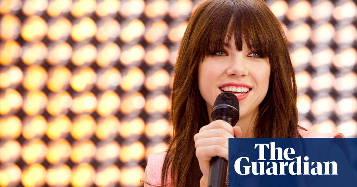 The 100 greatest UK No 1s: No 20, Carly Rae Jepsen – Call Me Maybe