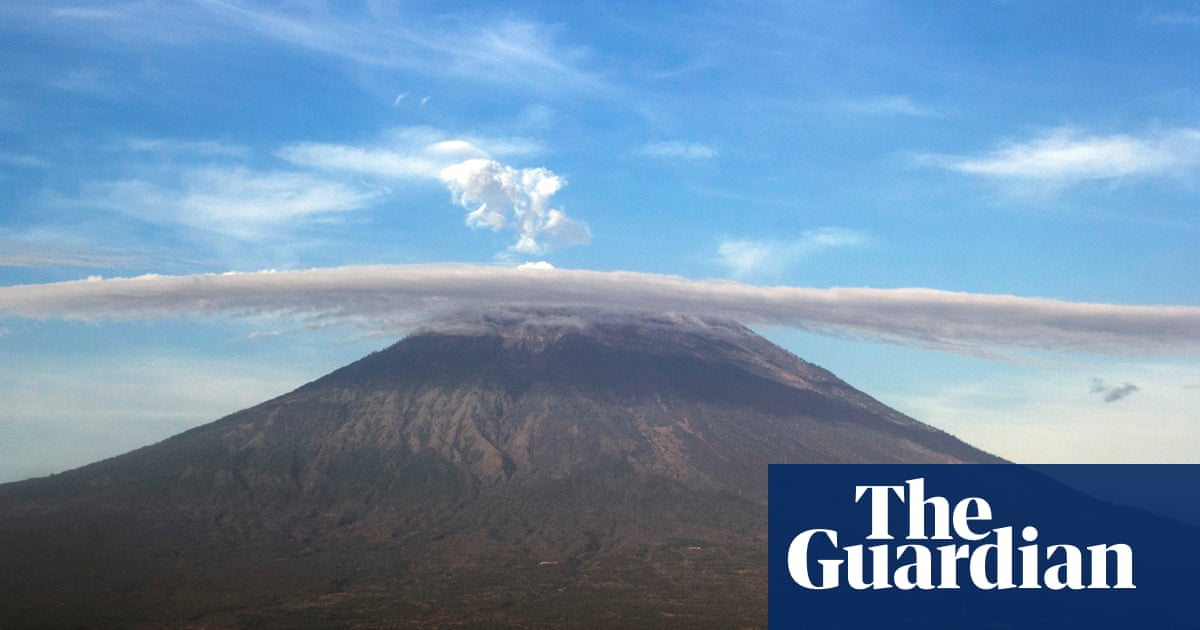 Bali Volcano Will Mount Agung Erupt And What Happens If It Does