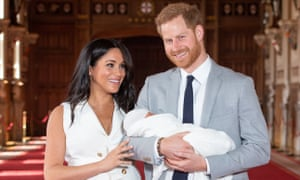 Archie, the name of the son of Prince Harry and the Duchess of Sussex, was the fourth most popular name chosen by mothers under 25.