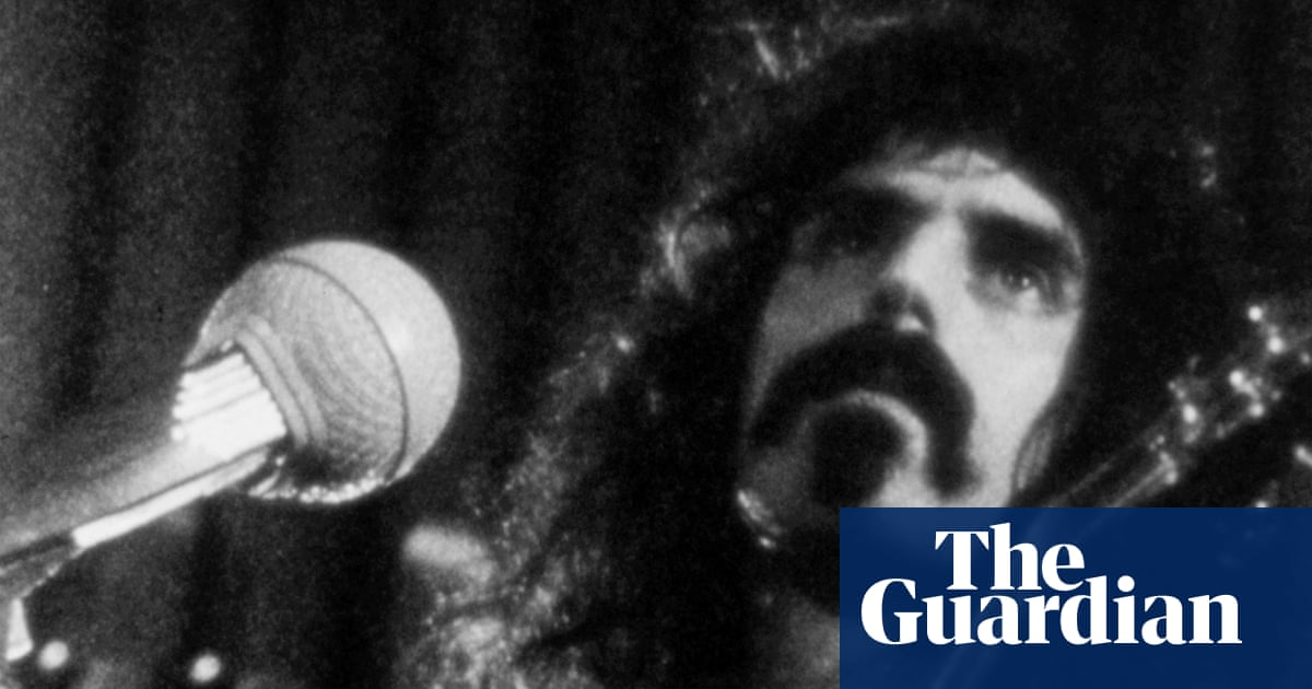 Frank didnt adhere to any movements: behind the Zappa documentary