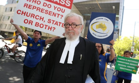 Robert Richter has apologised for saying in court that George Pell's abuse of a 13-year-old choirboy was 'vanilla sexual penetration'