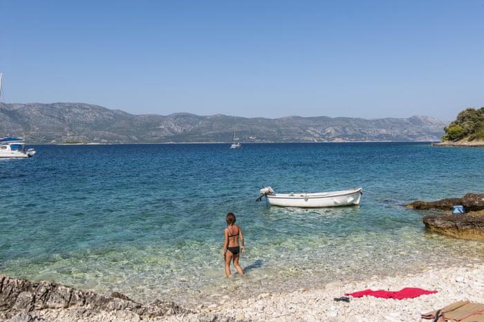 Croatia beach have sex, kristen stewart nude slut