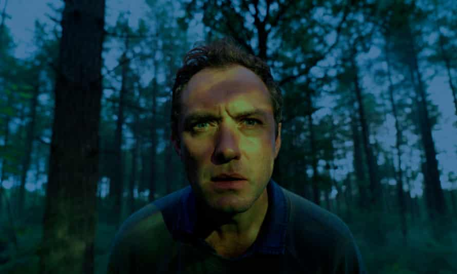 'Unbearbly tense' ... Jude Law as Sam in The Third Day.