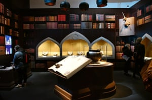 'Harry Potter: A History of Magic' press view, London, UK - 18 Oct 2017Mandatory Credit: Photo by Nils Jorgensen/REX/Shutterstock (9141975d) Potions room at Harry Potter 'Harry Potter: A History of Magic' press view, London, UK - 18 Oct 2017 Press view of Harry Potter: A History of Magic, a major new exhibition celebrating the 20th anniversary of the publication of Harry Potter and the Philosopher's Stone, with original material from Bloomsbury's and J.K. Rowling's own archives, at the British Library
