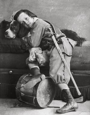 Paul and His Dog, c. 1865,
