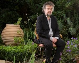 Stephen Poliakoff at his home in west London.