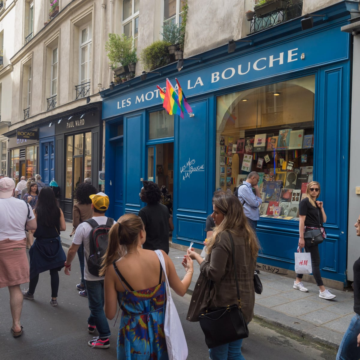 Rent rises force revered LGBT bookshop out of Paris's gay district ...
