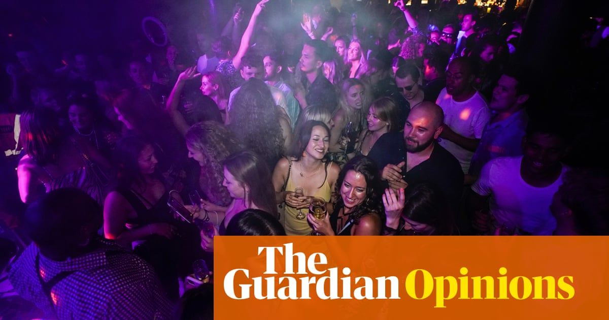Nightclubs are back! Now go and have the precise mandated amount of fun
