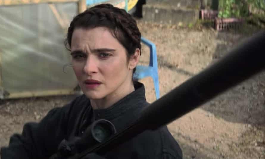 Rachel Weisz in Black Widow