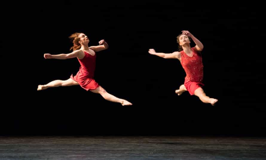 Maguy Marin's piece for Lyon Opera Ballet at Dance Umbrella
