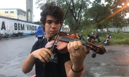 David Vicente.